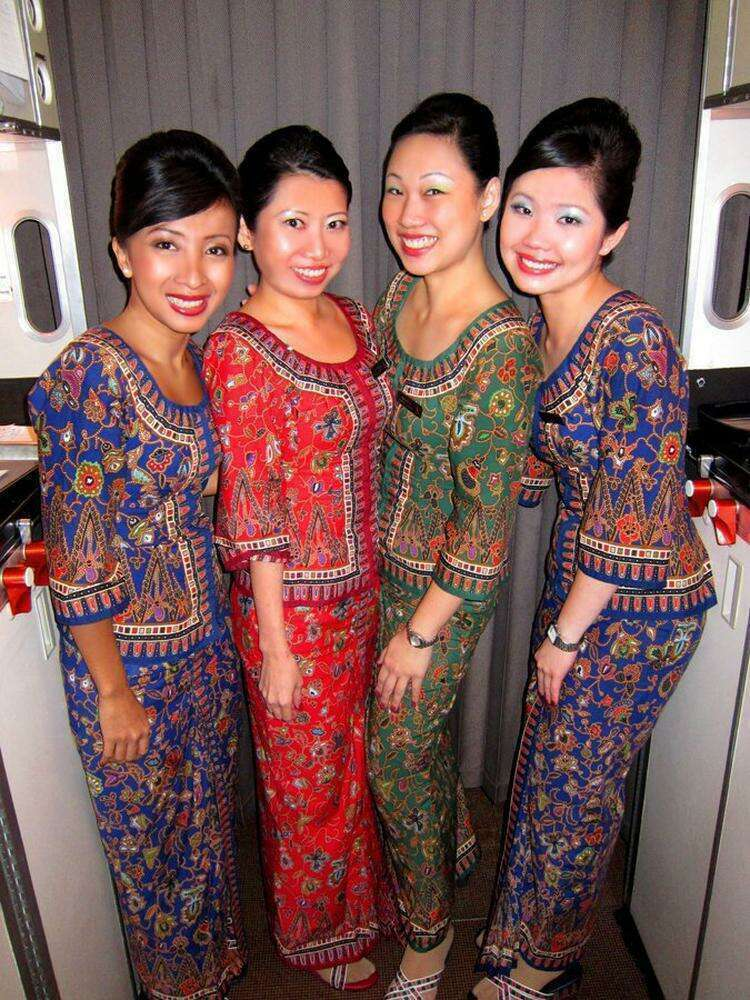 Сингапурские авиалинии