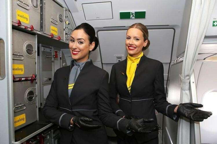 Vueling Air Испания