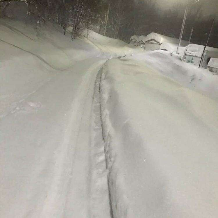 14. Так выглядел Камчатский край 28 декабря