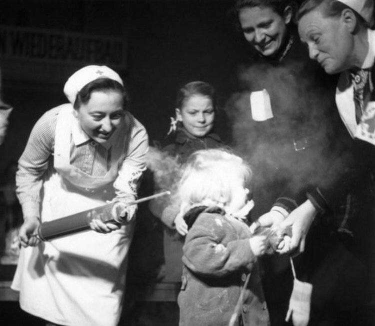 Подборка редких архивных фотографий со всего мира