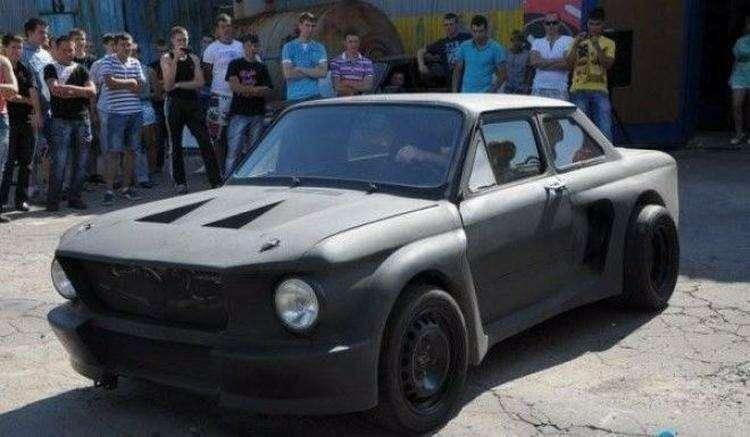Тюнинг советских авто