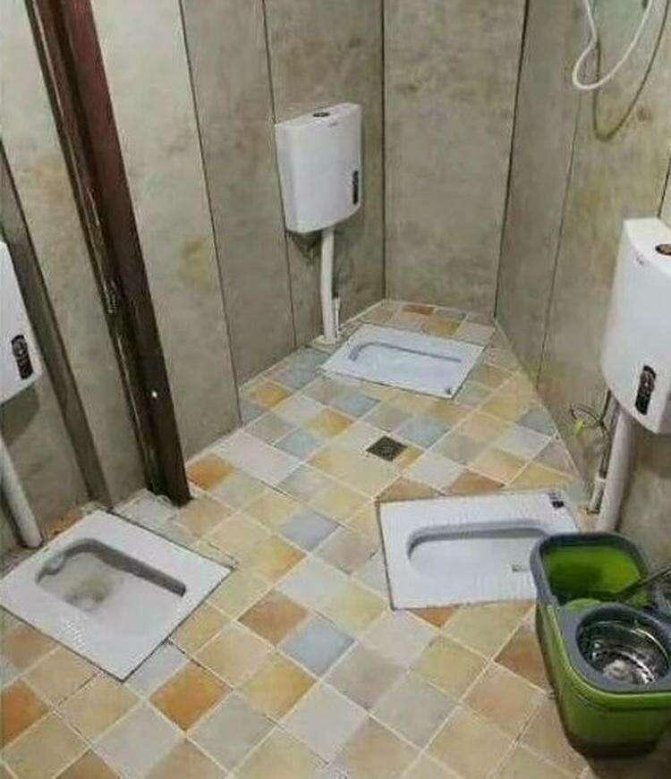 14. Туалеты - отдельная тема