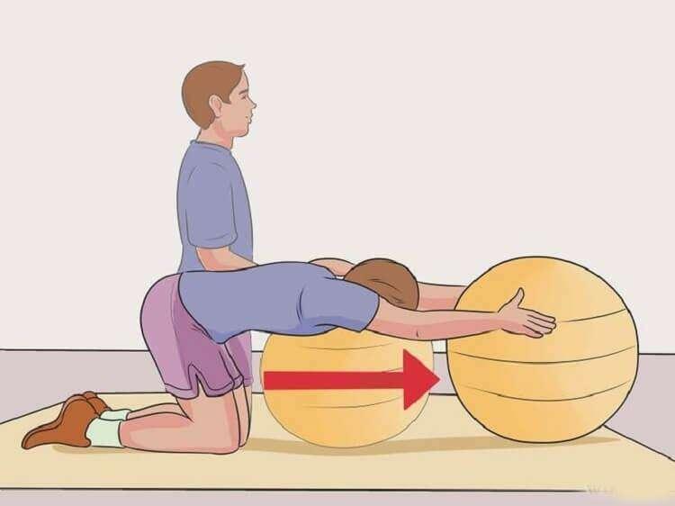 Декомпрессионные упражнения для позвоночника дома