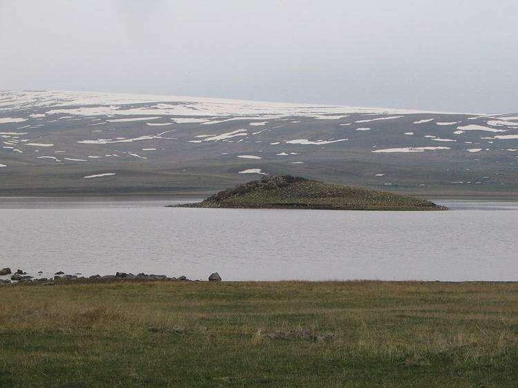 Озеро Арпи