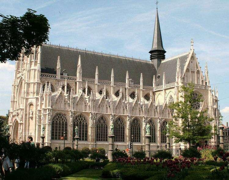 Церковь Богоматери Побед в Саблоне
