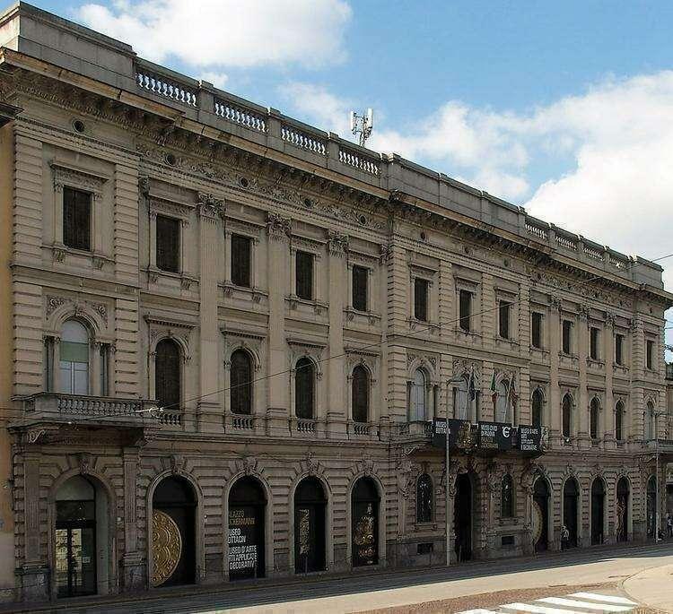 Дворец Цукермана