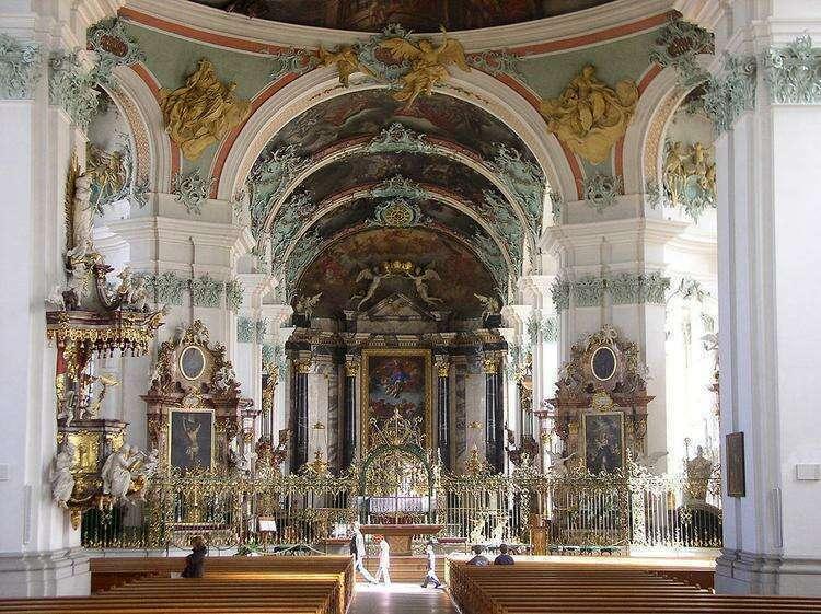 Монастырь Святого Галла