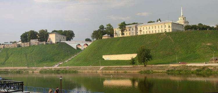 Старый и Новый замки Гродно
