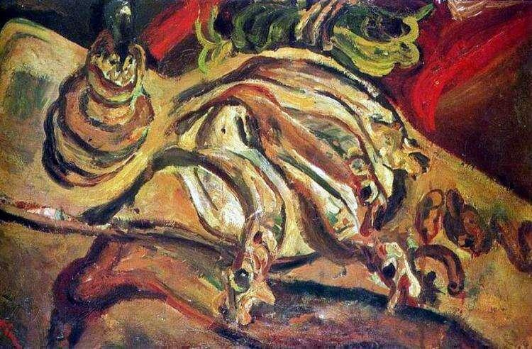 Хаим Сутин –гениальный безумец