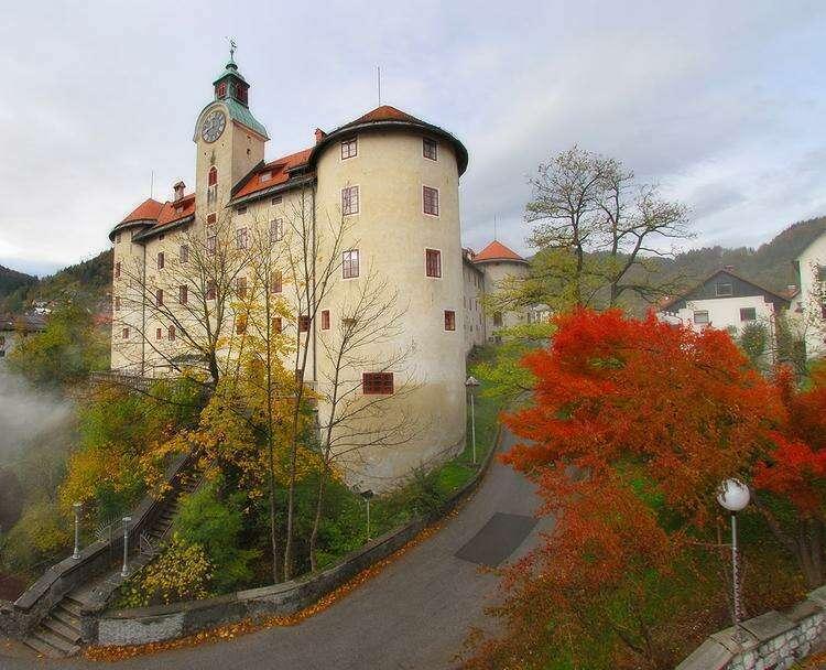 Замок Геверкенегг (Идрия)