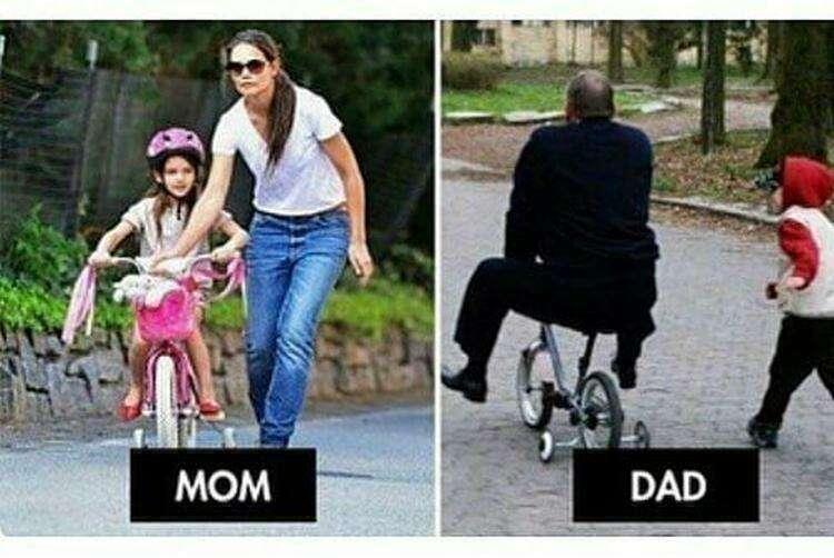 Первый велосипед не забудешь никогда!