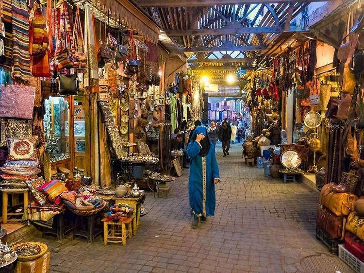 Рынки Марракеша