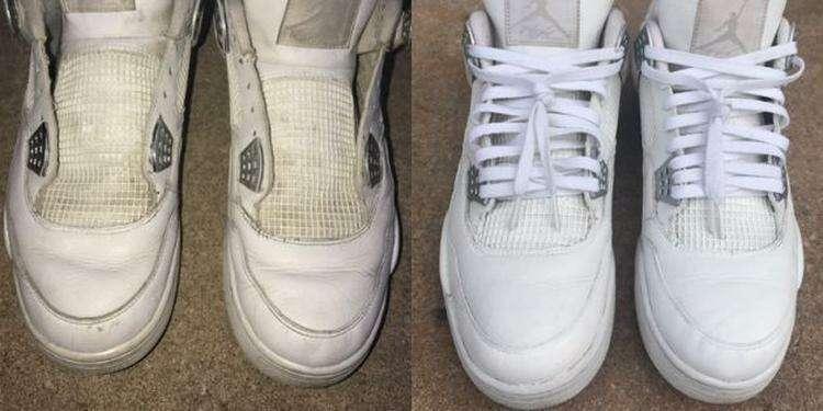Лайфхак: как разгладить складки на кожаной обуви