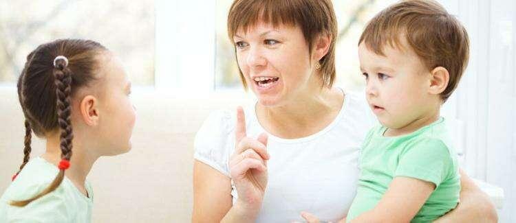 Чего НИКОГДА нельзя говорить своим детям