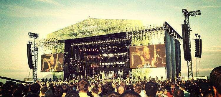 Фестиваль под открытым небом в Гдыне