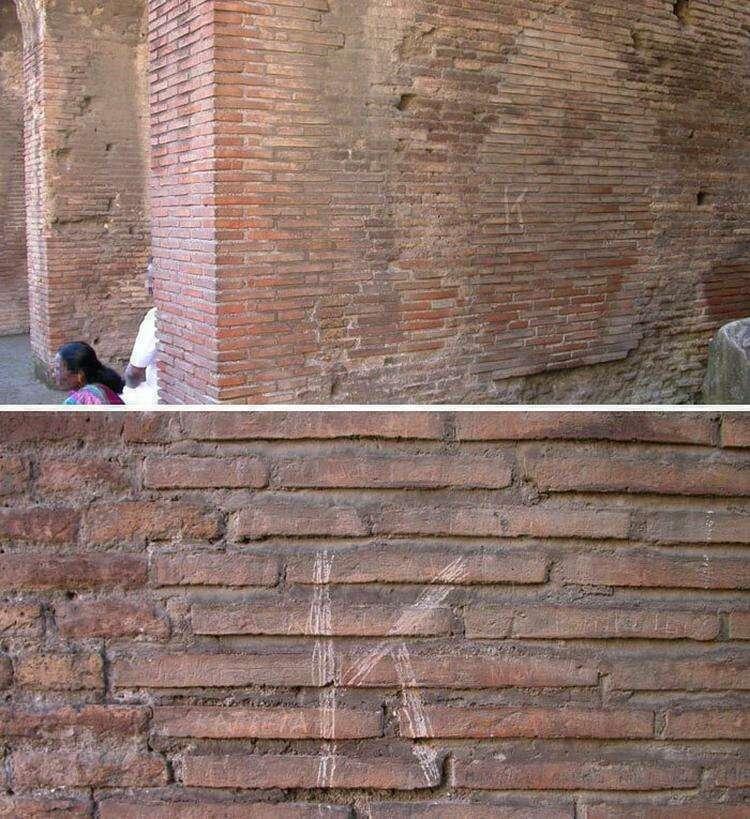 Роспись на Колизее