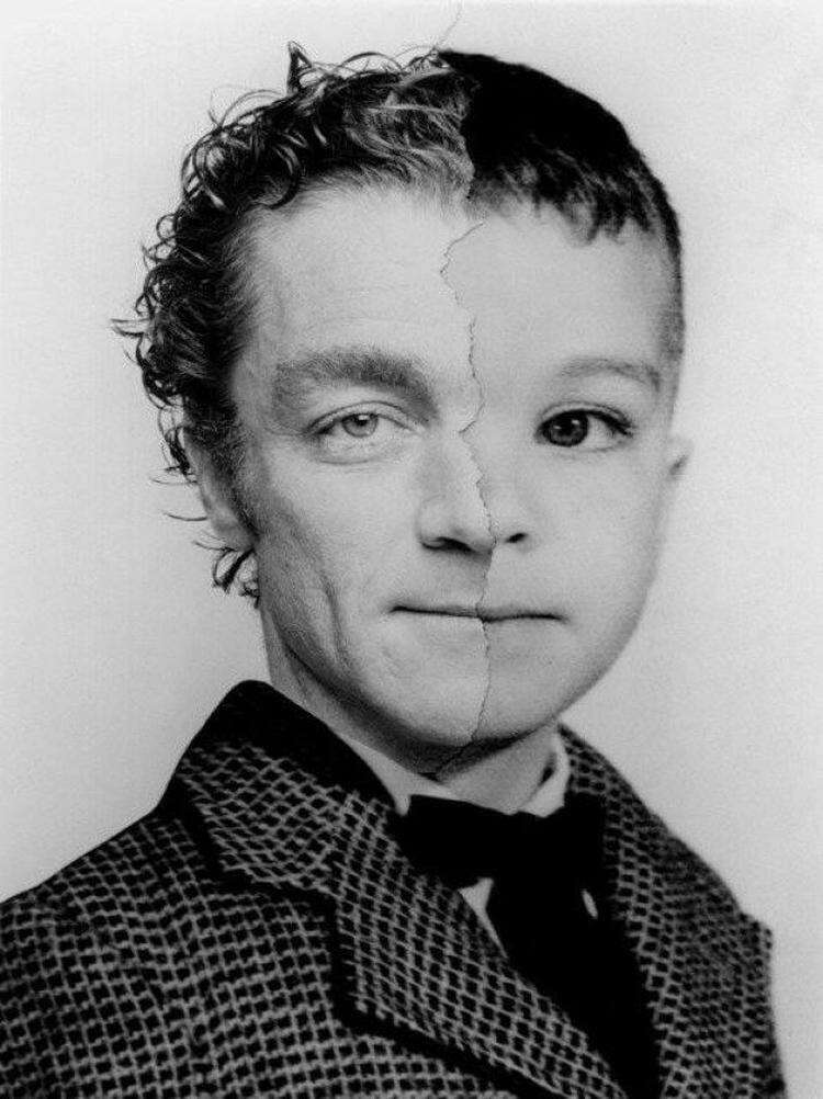 Фотопроект AgeMaps: как меняется лицо человека с возрастом