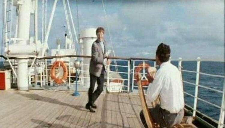 Бриллиантовая рука: Где снимали и секреты эпизодов легендарного фильма (24 фото)