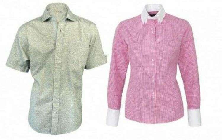 А вы знаете, почему пуговицы на мужских и женских рубашках на разных сторонах?