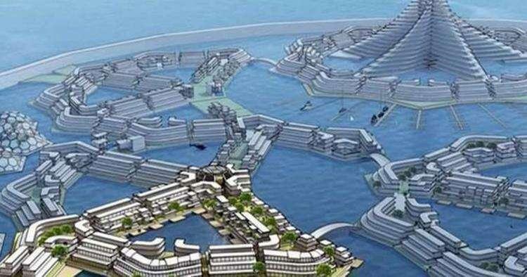 Первая в мире плавающая страна со своим правительством и криптовалютой