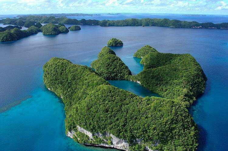 Архипелаг Палау