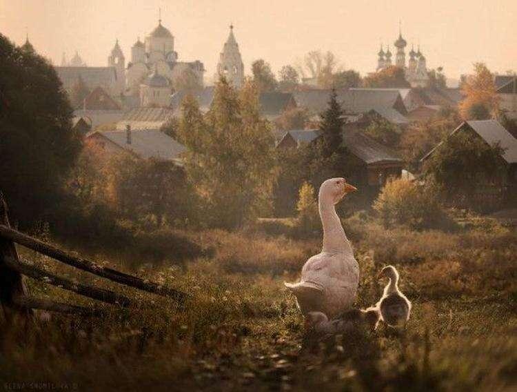 Самые красивые деревни мира