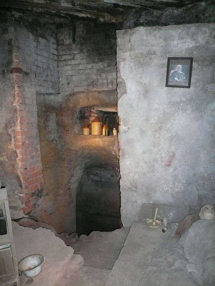 пещеры Ноттингема