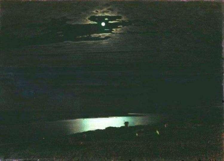 Лунная ночь на Днепре: мистическая сила и трагическая судьба картины Архипа Куинджи