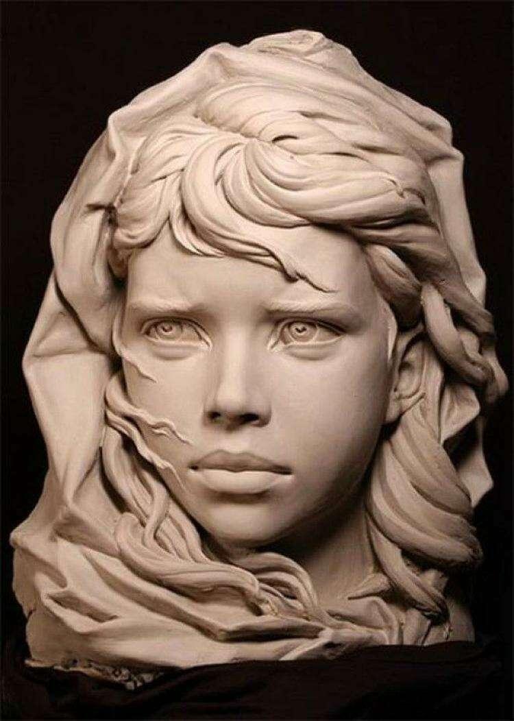 Невероятно реалистичные скульптуры, которые смотрят прямо в душу