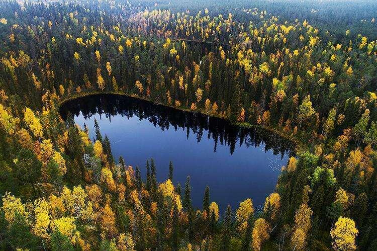 Национальный парк Оуланка