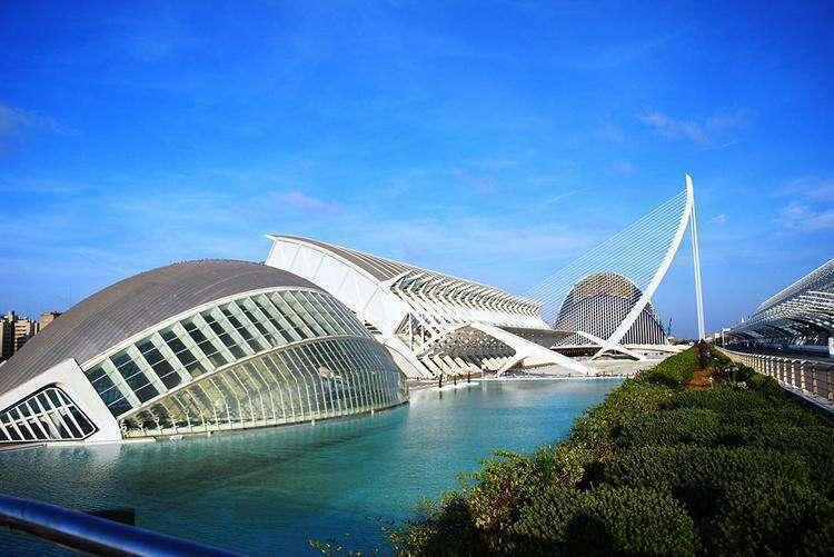 Город искусств и наук Валенсии