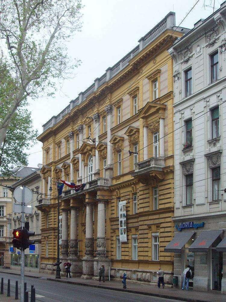 Археологический и этнографический музеи Загреба