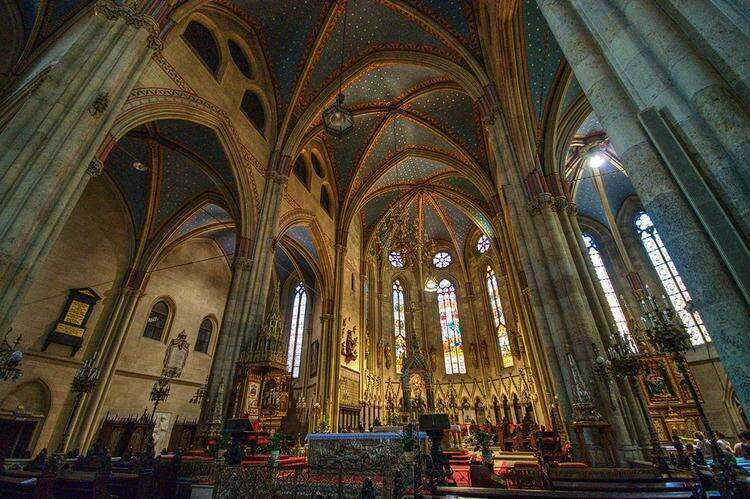 Загребский кафедральный собор и сокровищница