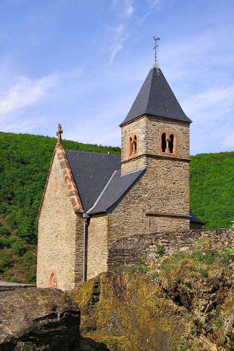 Замок Эш-сюр-Сюр