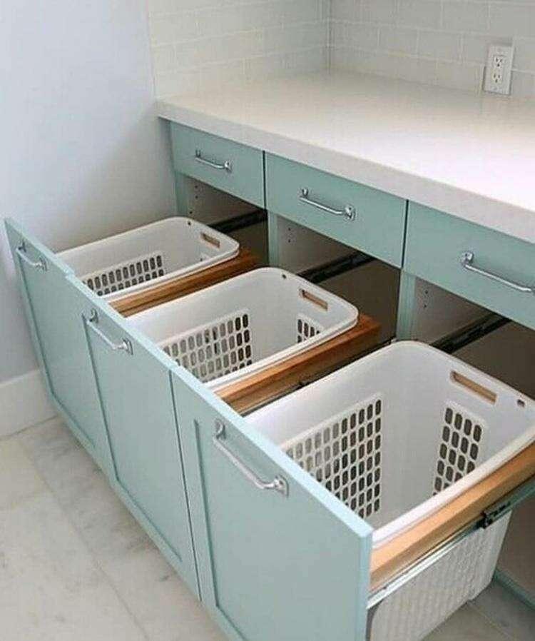 1. Как спрятать в квартире что-то и вписать в интерьер?