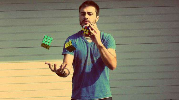 собрать кубик Рубика 3х3