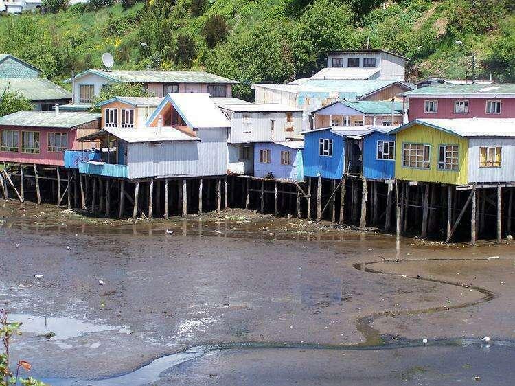 Остров Чилоэ