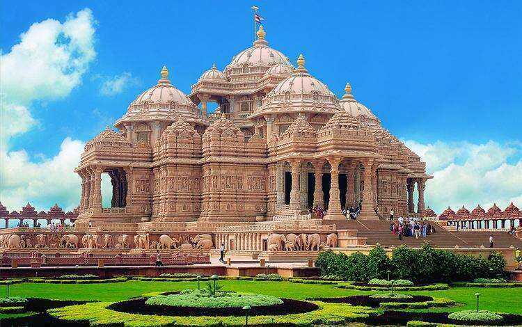 Индуистский храм Сваминараян Акшардхам