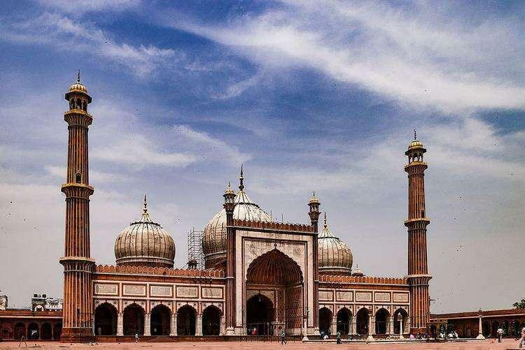 Джами-масджид урду (Делийская соборная мечеть)