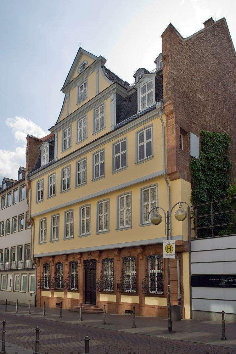 Дом и музей Гете
