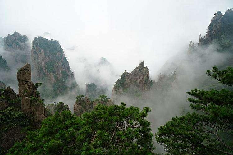 Жёлтая гора (Хуаншань)