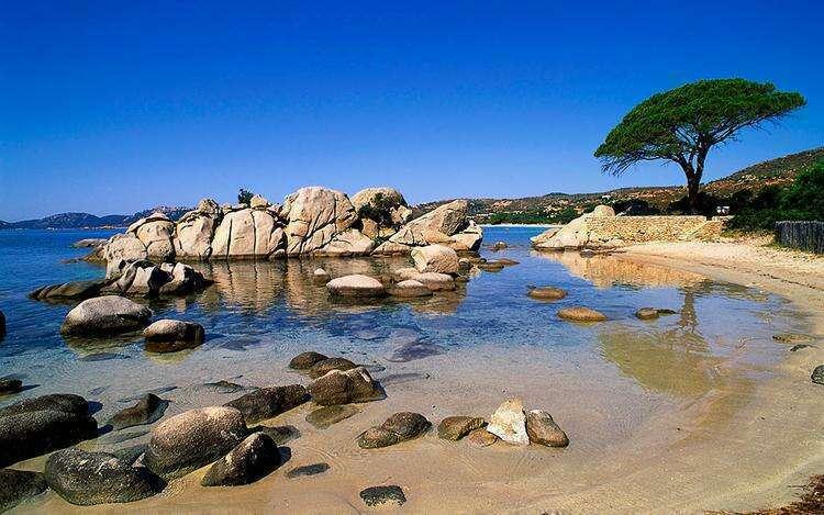 Пляжи возле Порто-Веккьо