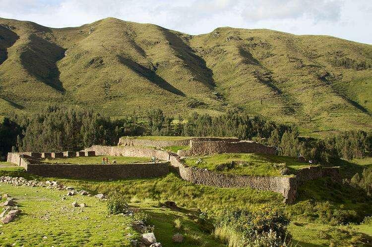 Священная долина Урубамба
