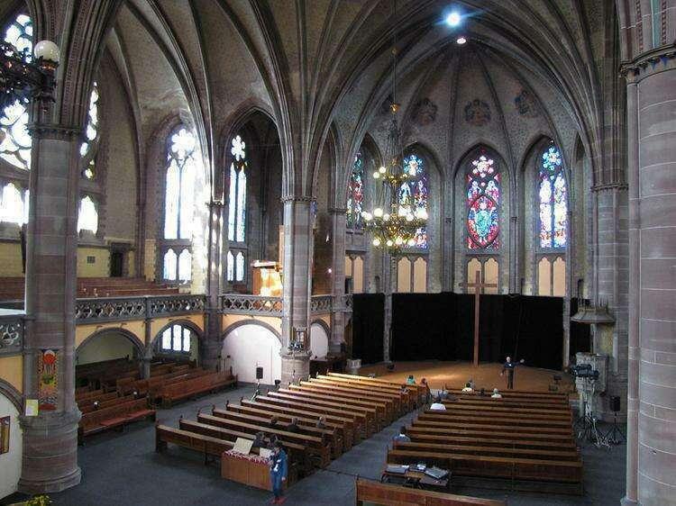 Старая церковь Святого Петра