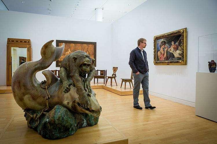 Страсбургский музей современного искусства