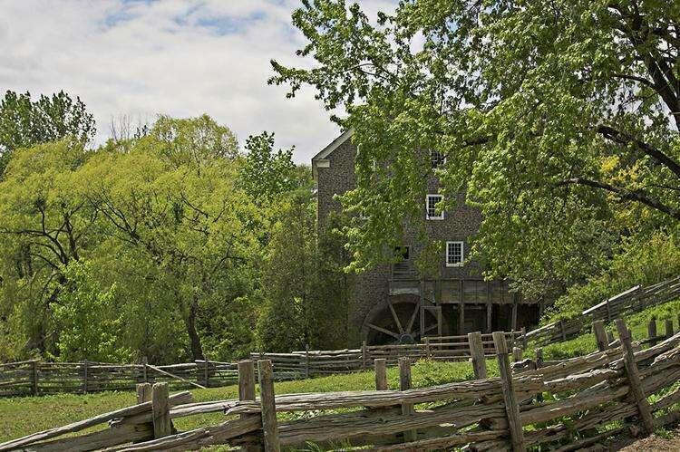 Деревня первопоселенцев Black Creek Pioneer Village