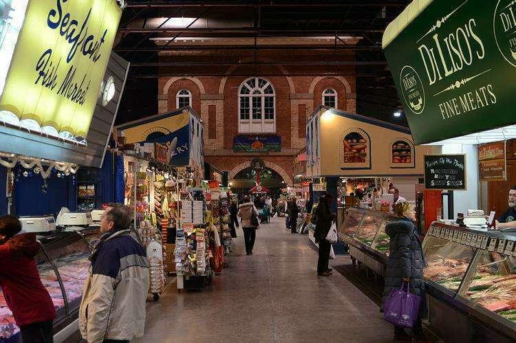 Рынок Святого Лаврентия