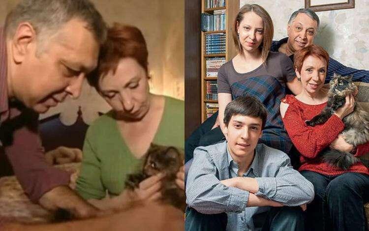 Семья актрисы Галины Петровой: Как выглядят ее дети и муж