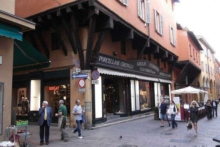 Старый рынок Quadrilatero