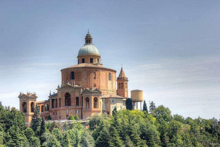Католическое святилище Мадонна-ди-Сан-Лука
